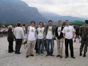 2005 - Team allemagne