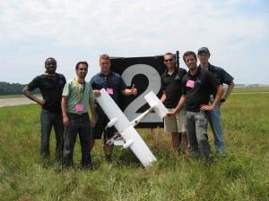 2008 - Team AUVSI