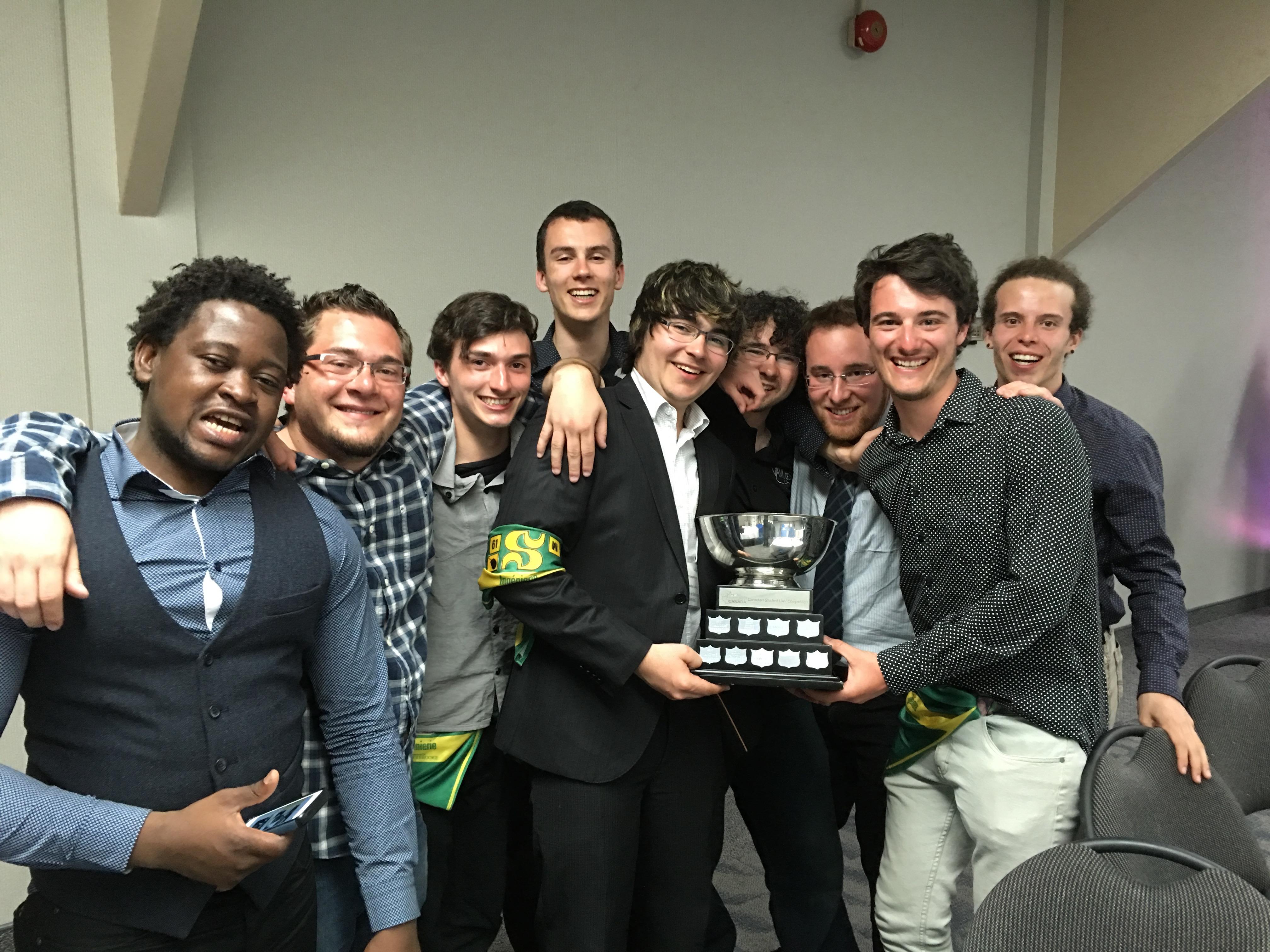 Champions USC 2016